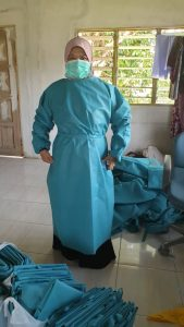 Isolation Gown PPE