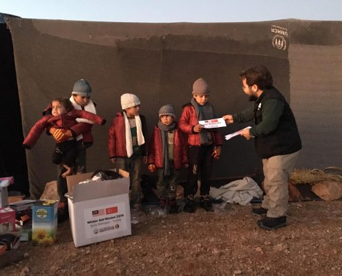 Winter Aid Syria